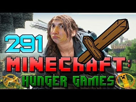 Minecraft: Hunger Games w/Mitch! Game 291 - Mercy... Never Again.