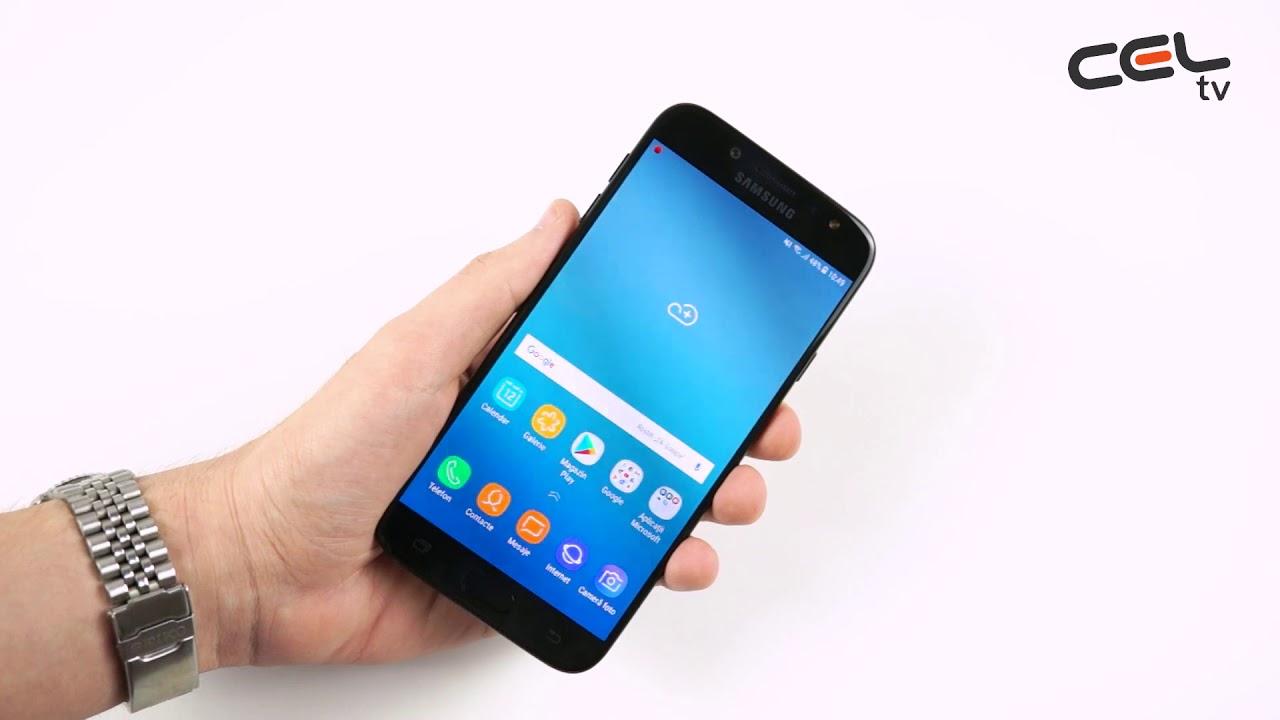 Samsung Galaxy J7 (2017) - Unboxing & Review în limba română