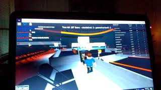 Playing Roblox WWE 2k18 open beta part one