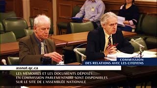 2015, Bouchard et Taylor sur la nouvelle politique d'intégration au Québec