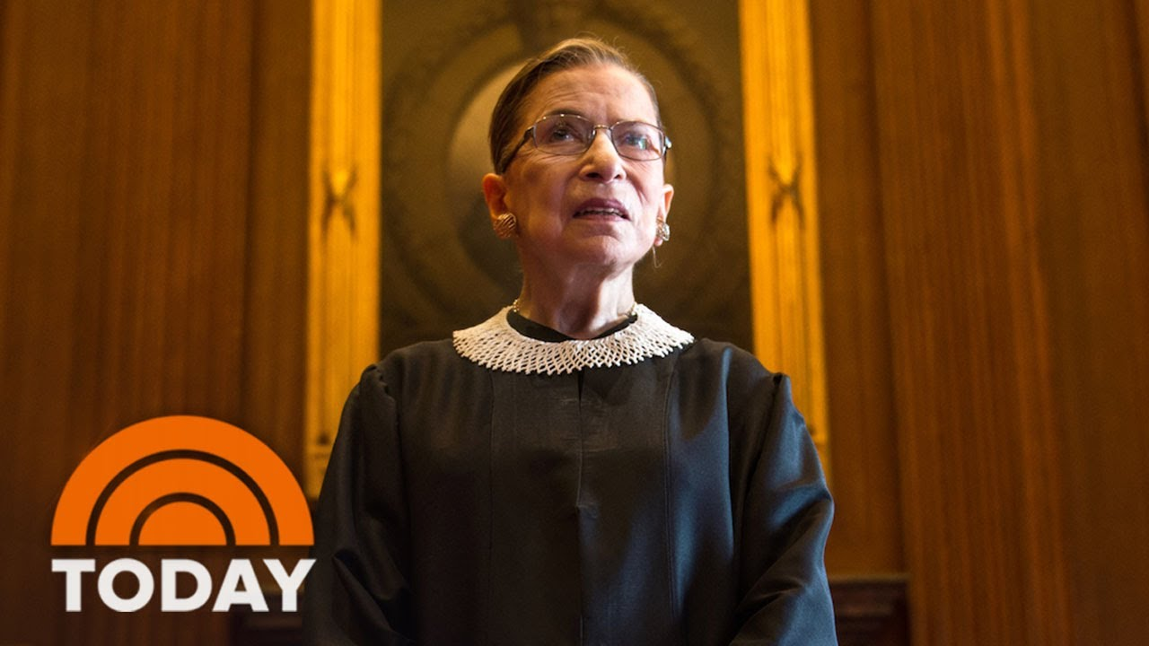 Death Of Ruth Bader Ginsburg Sets Up Senate Showdown Over Her Vacant Seat | TODAY