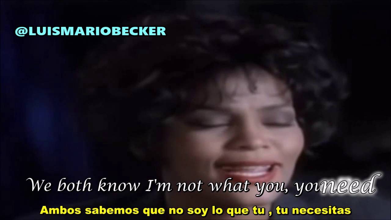 Whitney Houston - I Will Always Love You [Lyrics + Subtitulado Al Español]  Official Video HD VEVO - YouTube