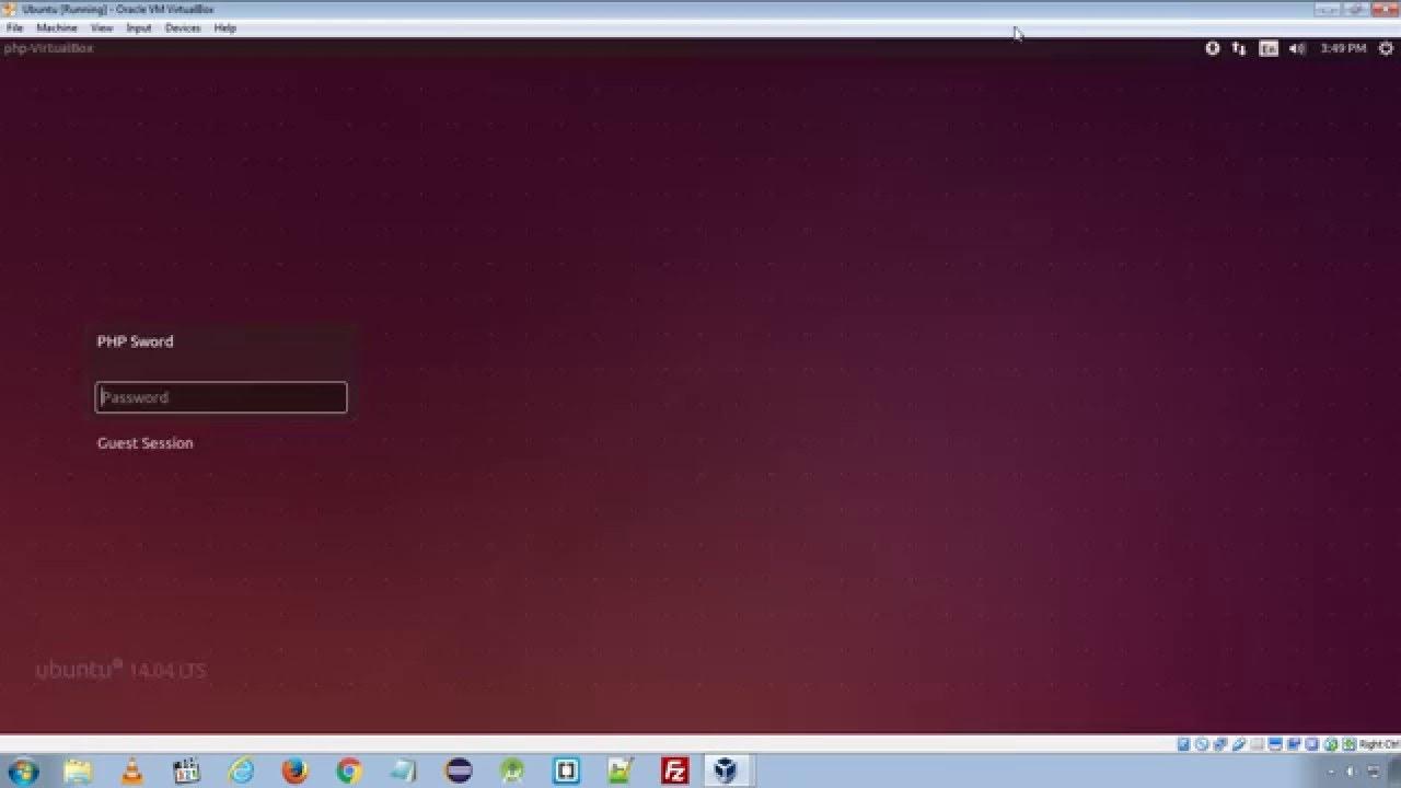 Fix Linux Ubuntu 14 04 Small Screen Resolution Problem on Virtualbox