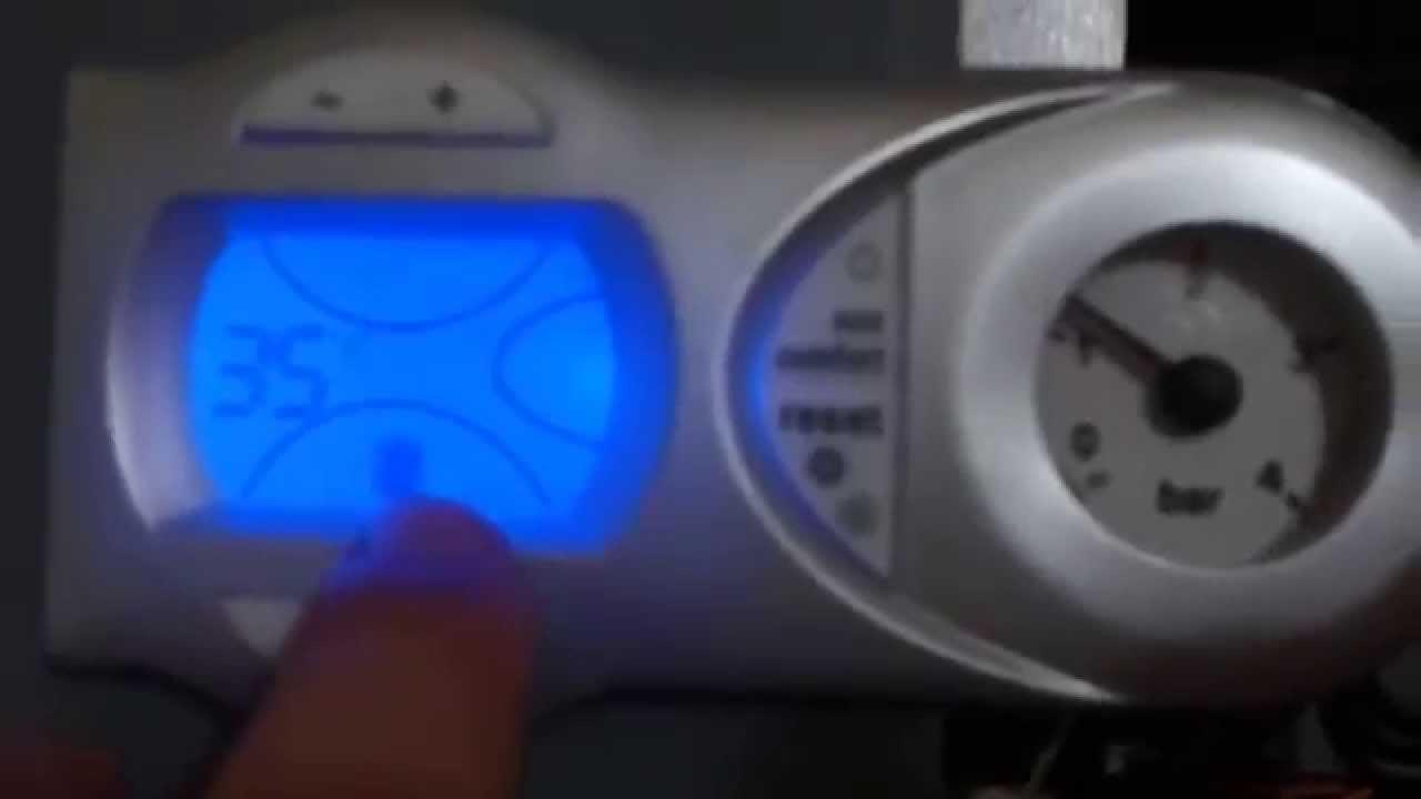 ОБЗОР.Газовый котел FERROLI diva С24.