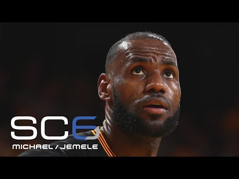 Is LeBron James Headed To The Western Conference? | SC6 | June 15, 2017