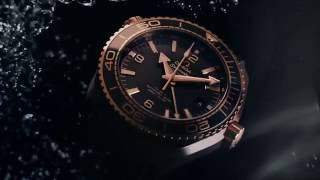 """@OMEGA Seamaster Planet Ocean """"Deep Black""""(Watches in Ukraine. LuxLife - о часах и не только! В истории керамических часов, начавшейся с модели #DarkSide of the Moon, открывае..., 2016-06-15T19:02:19.000Z)"""