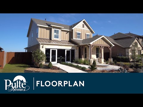 New Homes by Pulte Homes – Fifth Avenue Floorplan