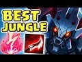 YOU TOO CAN BE CHALLENGER #2 | INVISIBLE GANK!! THE BEST JUNGLER | FULL AD KHA'ZIX JUNGLE Nightblue3
