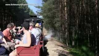 Waldeisenbahn Muskau - Auf zur letzten Fahrt zur Tongrube Mühlrose  - Teil 3