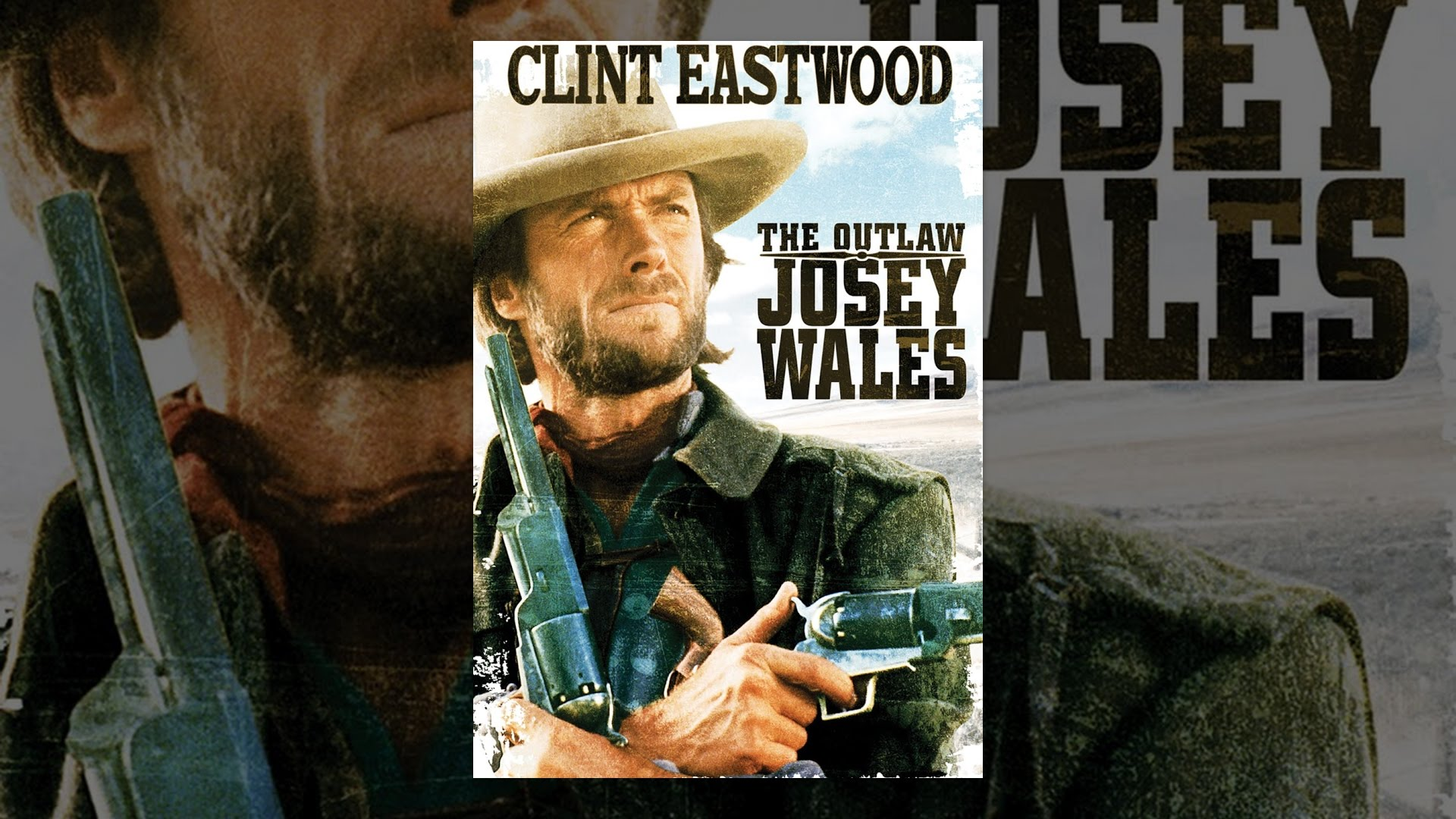 Outlaw Josey Wales Out Lady - Year of Clean Water