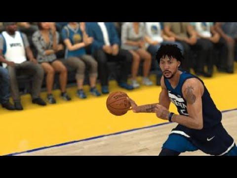 REDEMPTION! NBA2K19 Derrick Rose Create A Legend Ep1