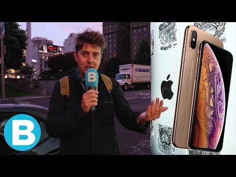 Eerste indruk van de iPhone XS, XS Max en XR na het Apple-event