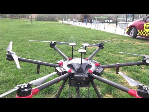 Meet the DJI Matrice Pro 600 Price tag 14.000.000 Chilean Peso