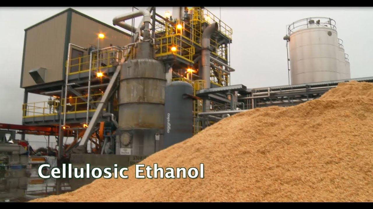 renewable biofuels and biochemicals cellulosic ethanol