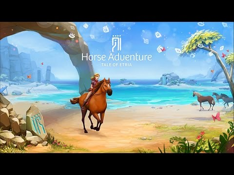 Horse Adventure: Tale of Etria (by Ubisoft) - iOS/Android - HD (Sneak Peek) Gameplay Trailer