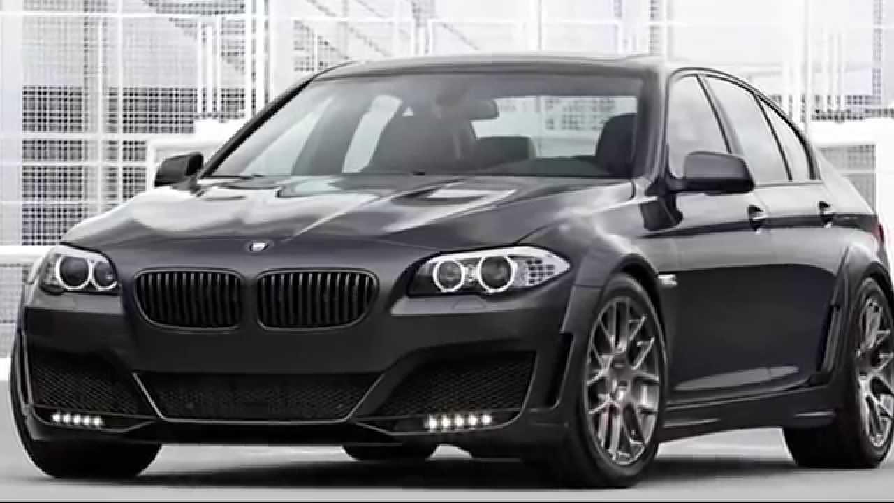 2017 Lumma Design Clr 500 Rs2 3 0 380 Cv On 19 Bmw 535i Tuned By Top Car