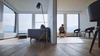 Обзор Хай-Тек квартиры в Швейцарии – Цуг | Тревел Влог #12