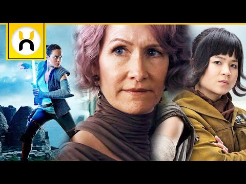 Download Youtube: Star Wars: The Last Jedi Edit Removes All Female Characters & Controversy