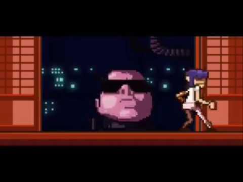 Gorillaz - Dare 8 bits