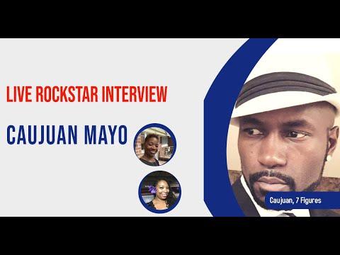 Rockstar Interview with Mr. Caujuan Mayo