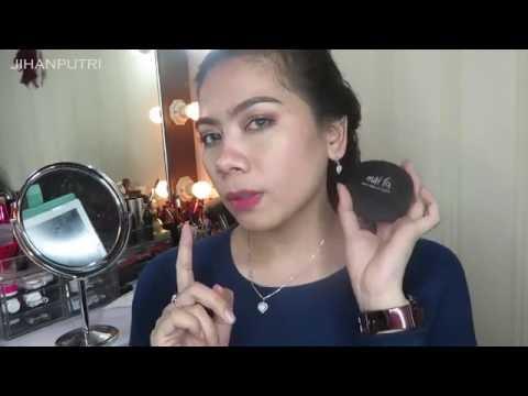Chica Y Chico Mat Fix Cushion Review | CUSHION UNTUK KULIT BERMINYAK | Jihan Putri