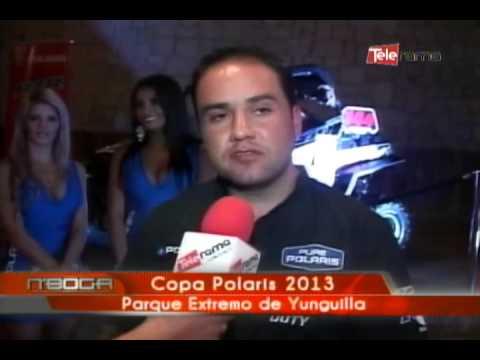 Copa Polaris 2013 Parque Xtremo de Yunguilla