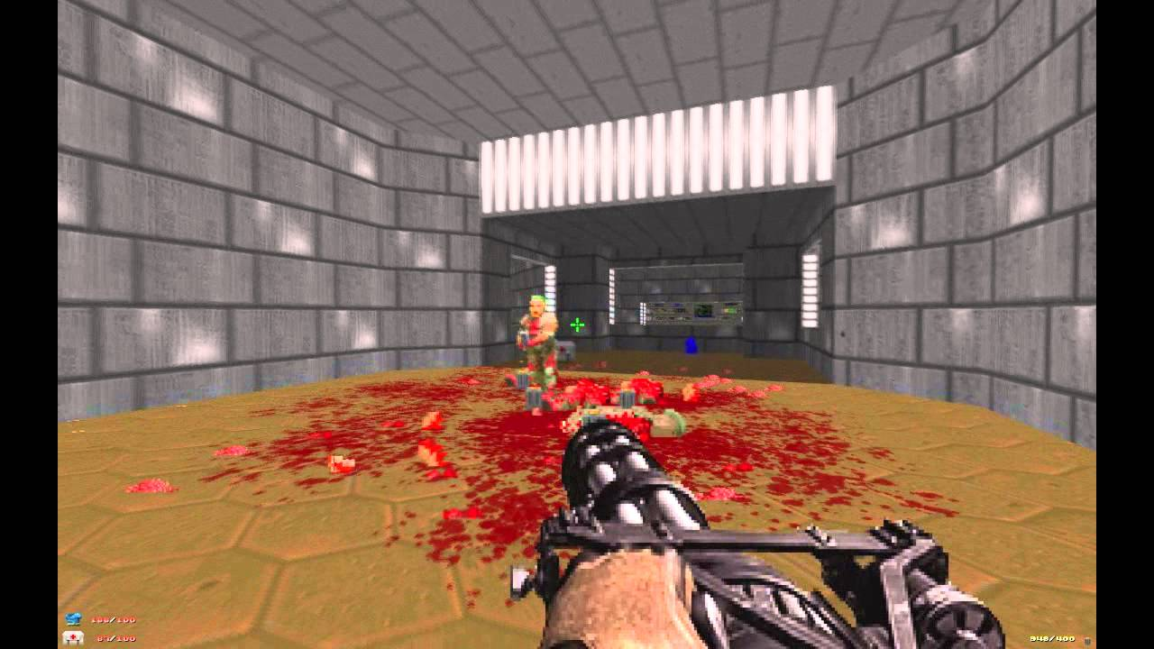 Brutal Doom Default Weapons Pack