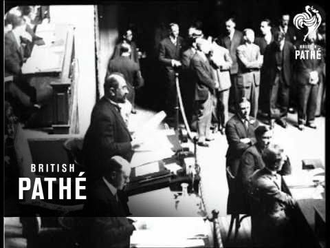 Towards World Disarmament (1929)