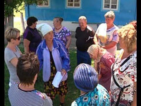Когда в одну из деревень Беловского района вернется вода?