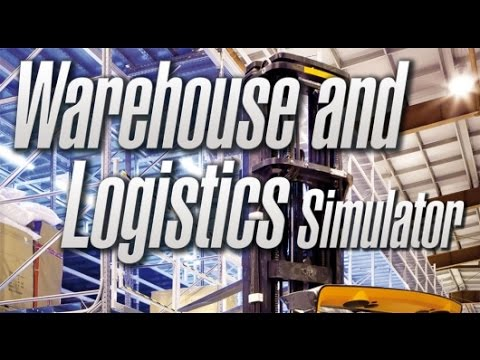 Let´s Test Warehouse and Logistics Simulator 2014 [HD]