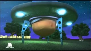 Glumpers, comedia de animación - EL OVNI