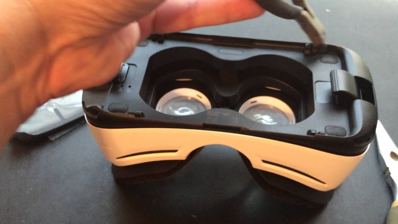 Using A Samsung Note 4 On A Consumer Gearvr Youtube