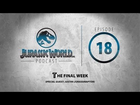 Jurassic World (.org) Podcast - Episode 18