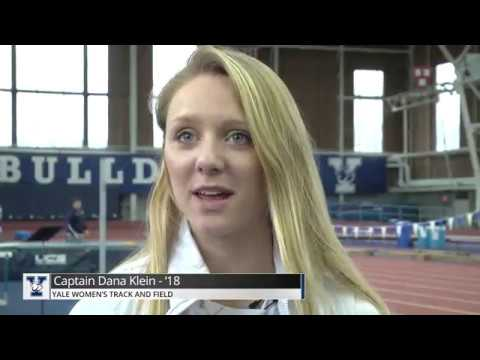 Yale Track & Field Takes on Dartmouth & Columbia