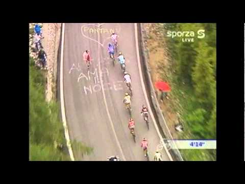 Giro d\'Italia 2007 - Climb of Tre Cime di Lavaredo (1/3) - YouTube