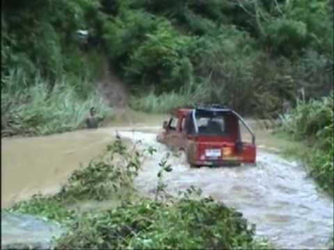 Offroad Kangsuaten.. Tanko 4WD2/2