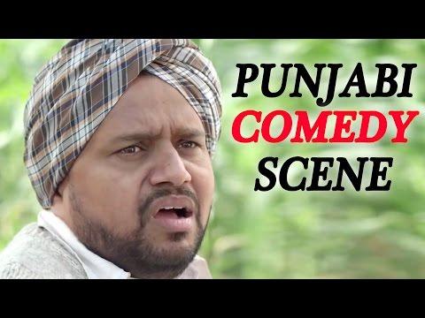 PUNJABI COMEDY SCENE || Janani NAAM Da...