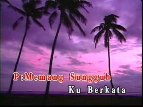 Hancur Badan Dikandung Tanah P Ramlee & Saloma(karaoke)