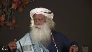 Sadhguru- 72% Of Your Body Is Water...How To Keep It Balanced