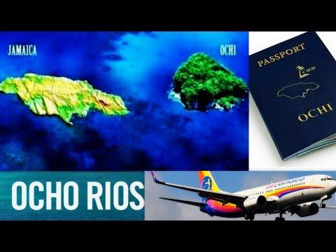 I'm Not In Jamaica... I'm In Ocho Rios   #TVAD