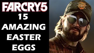 15 Most Amazing Far Cry 5 Easter Eggs You Didn