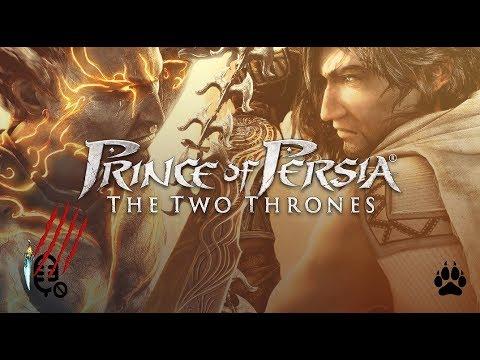 Prince Of Persia: Two Thrones (Принц Персии: Два Трона) - Игрофильм (прохождение без комментариев)