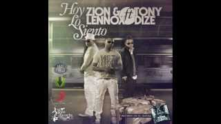 Hoy Lo Siento - Zion & Lennox Feat. Tony Dize (Original) (Letra) ★ REGGAETON 2012 ★