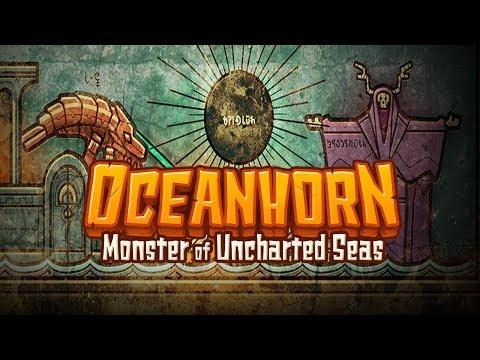 Official Oceanhorn ™ Launch Trailer