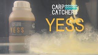 Прикормка для ловли карпа. Ликвид Carp Catchers YESS - новинка 2019 года