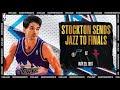 Stockton Leads Utah To Finals | #NBATogetherLive