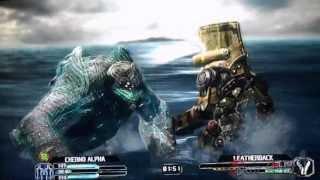Pacific Rim-Gameplay Modo historia-Cap 1