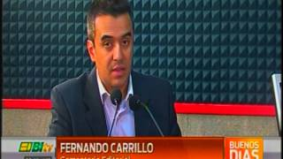 Decálogo Anti Crisis por Fernando Carrillo en BI TV.