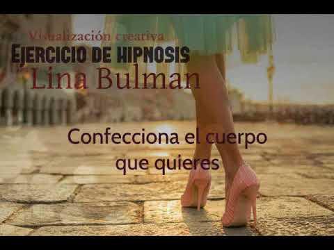 Confecciona el cuerpo perfecto con hipnosis de Lina Bulman