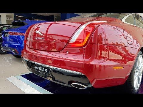 Xe Jaguar XJL 3.0L V6 Portfolio Màu Đỏ Nôi Thất Da Bò 2019   Giá 0908045001